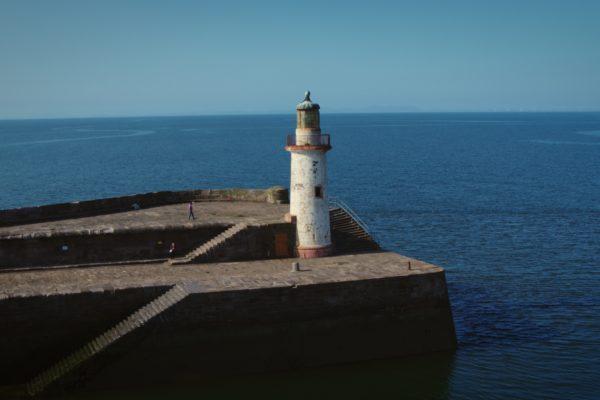 Copeland, sea view