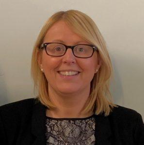 Gillian Johnston, Community Engagement Manager