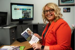 Gillian Johnston Community Engagement Manager, Copeland GDF Working Group